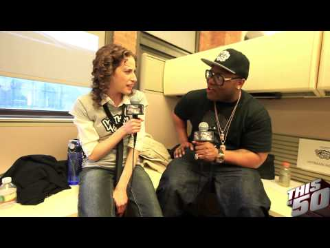 Lauren Flans on Wild 'N Out; Freestyles; Doing Improve; Nick Cannon