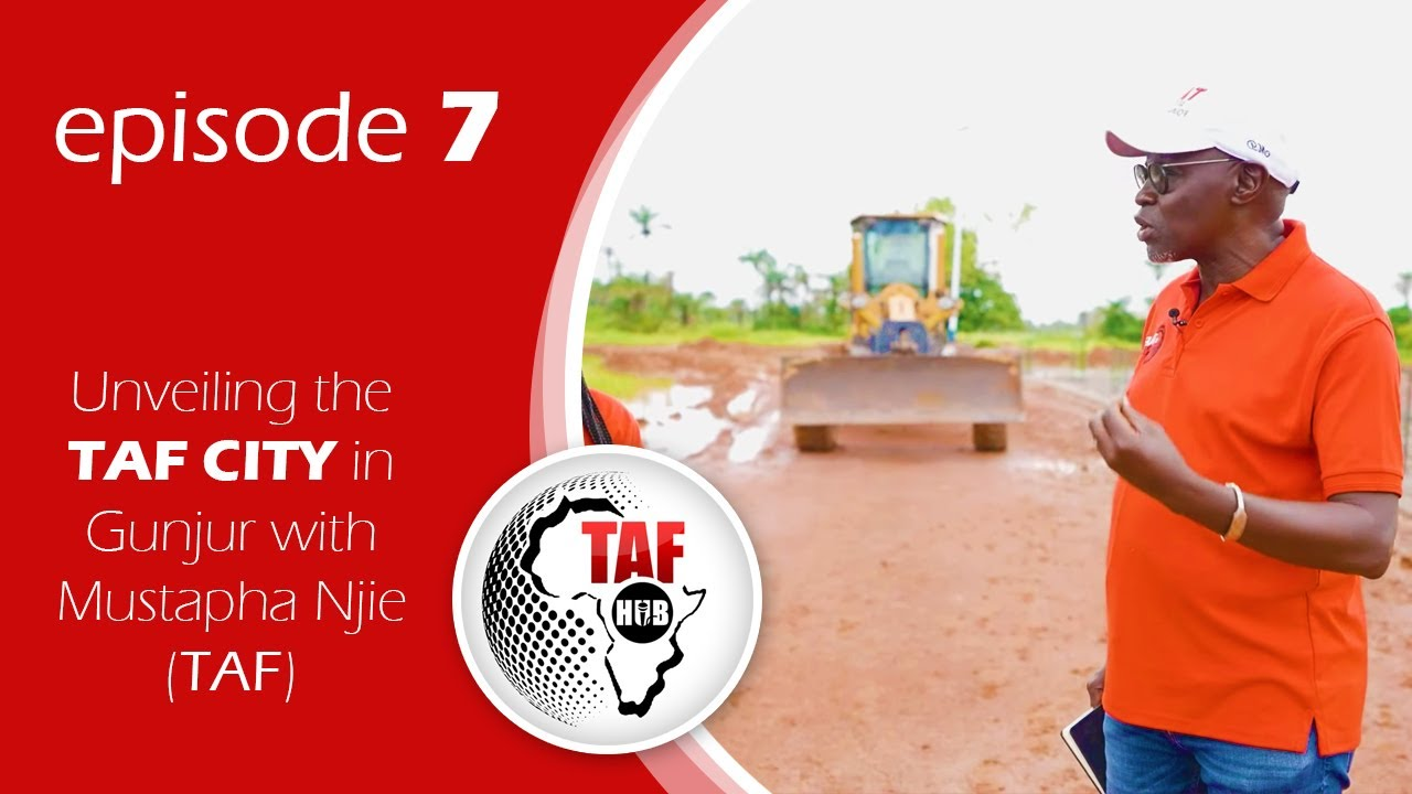 Download TAF HUB EPISODE 7 - Unveiling the TAF CITY