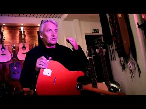 Blade Guitars Tec. VSC-Schalter