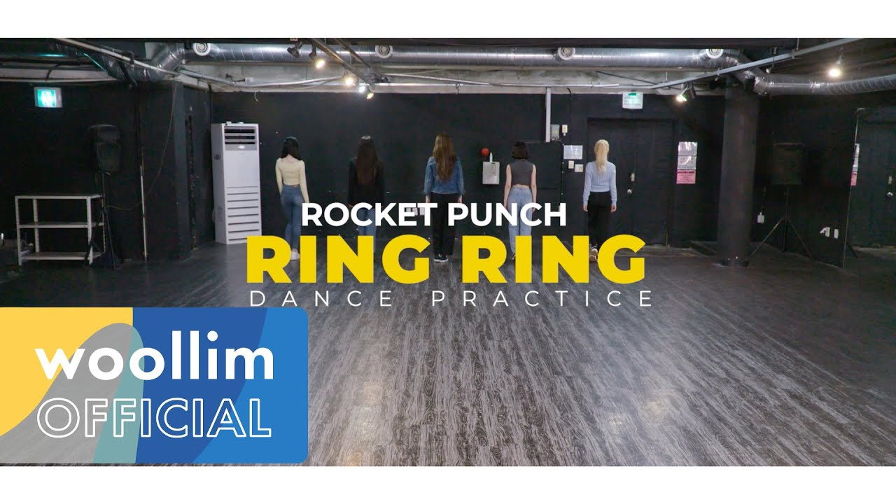 [Special Clip] 로켓펀치(Rocket Punch) - 'Ring Ring'