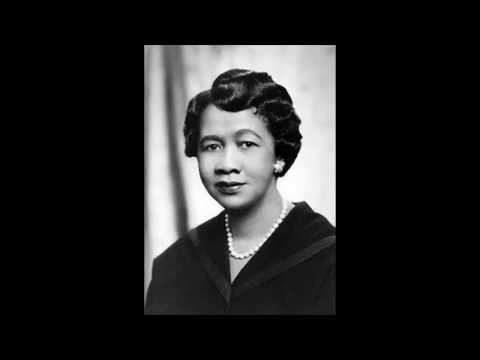 Dorothy Height (1912 - 2010) - The Godmother of Civil Rights