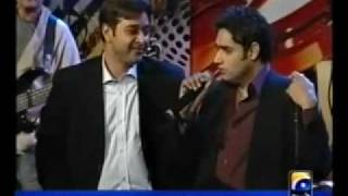 Jokes  with faisal    Abrar Ul Haq   Video Youtube   NMETV Latest Music Videos and Clips     NME COM
