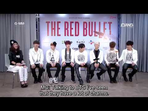 ENG SUB 141223 A PORT exclusive interview with BTS   YouTube