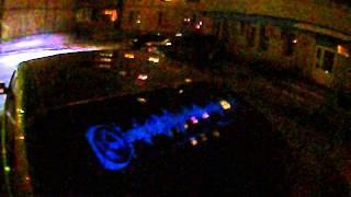 Эквалайзер Party на заднее стекло Вашего авто(Эквалайзер