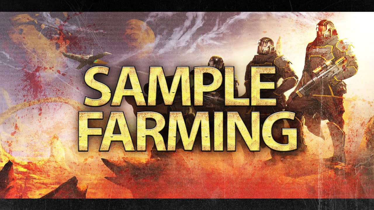 Helldivers: Super Earth Edition - Sample Farming - Easy #1 - YouTube