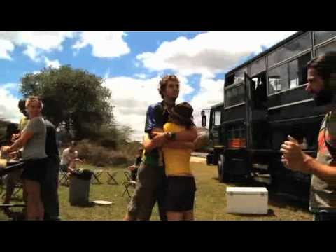 Overland Safari with Africa Travel Co