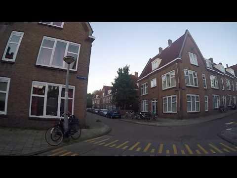 Amsterdam noord. Vogelbuurt / dorp.