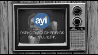 are you interested dating website commercial