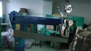 Проволокошвейная машина  для картонных коробок.(, 2012-04-23T23:21:12.000Z)