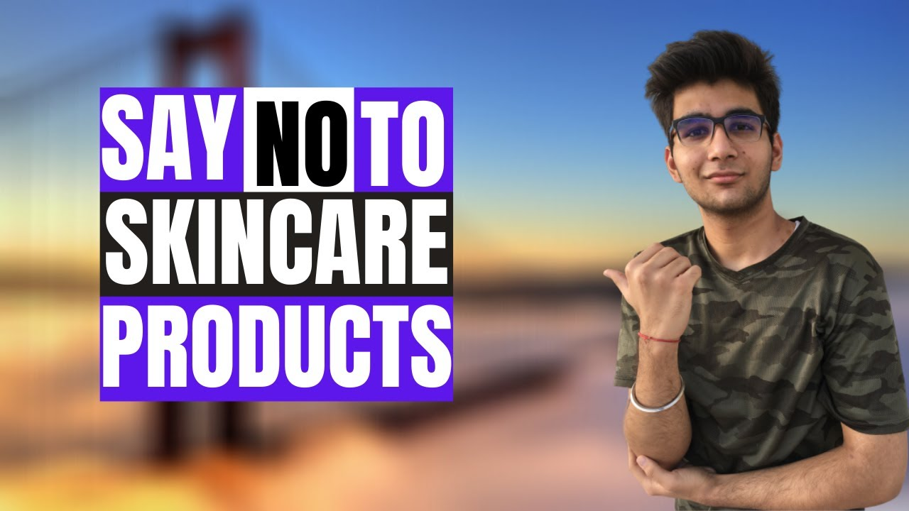 You Don't Need Skincare Products I Myths Buster Part 5