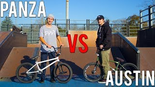ANTHONY PANZA VS AUSTIN MAZUR GAME OF BIKE (2017)