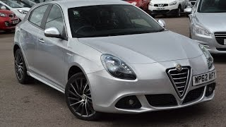 Wessex Garages | Used Alfa Giulietta JTDM-2 Sportiva on Feeder Road in Bristol | WP62AFY