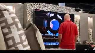 Epicoutu Miami Home Show - Luxury Furniture Design In 2 Million Dollar Boothh