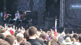 A Day To Remember - The Downfall Of Us All Live @ Download 2009
