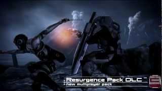 Mass Effect 3- Возрождение Трейлер (DLC)