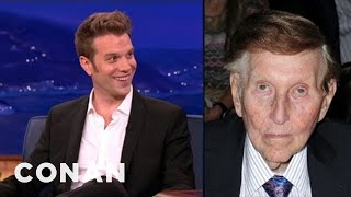 Anthony Jeselnik Is Sumner Redstone