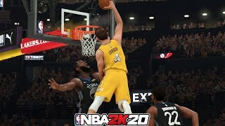 NBA 2K20 Top 10 Rarest Dunks and Posterizers!