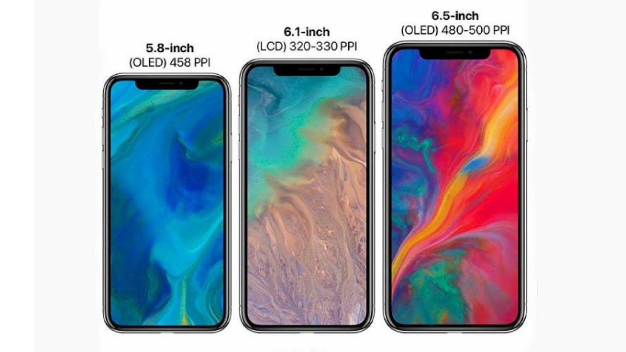 """new product 49aff a2c86 A 6.5"""" iPhone X Plus?"""