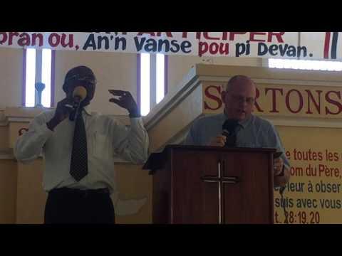Preaching at Repatriate