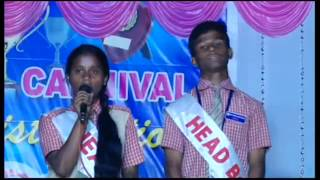 City Model High School Annual Celebrations |Girl Student's Speech