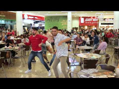 FlashMob Joinville Garten Shopping - General Lyy