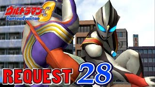 Ultraman FE3 - Evil Tiga ( Battle Mode Request Part 28 )