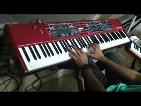 nord stage 2 ha88 demo na classic keyboards youtube. Black Bedroom Furniture Sets. Home Design Ideas