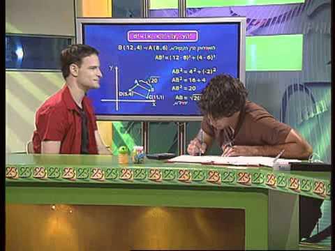 מורה פרטי: הכנה לבגרות במתמטיקה - מורה פרטי 3 יח': גיאומטריה אנליטית 2