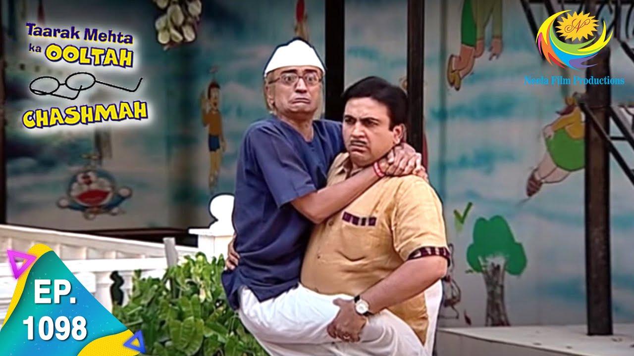 Download Taarak Mehta Ka Ooltah Chashmah - Episode 1098 - Full Episode