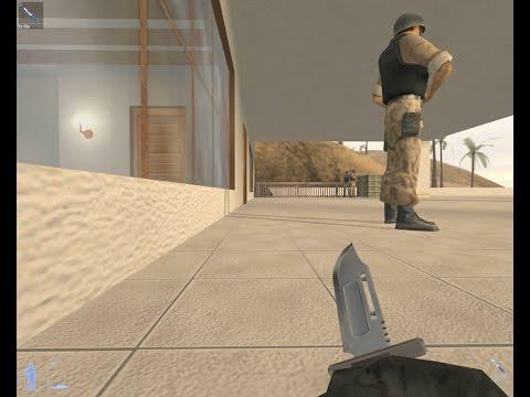 igi 2 mission 10 using only knife