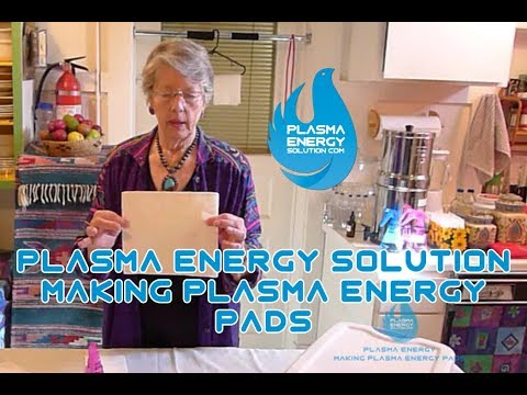 How to Make Plasma Energy Pads
