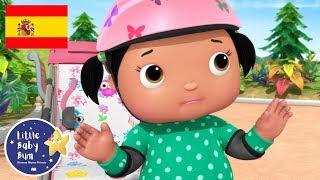 Canciones Infantiles | ¡No, no, no! Jugar en el Parque on Seguridad | Little Baby Bum en Español