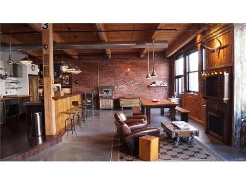 1113 Washington #717 - St. Louis Loft