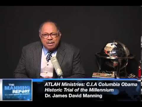 Pastor Manning  No African History  John 8: 32
