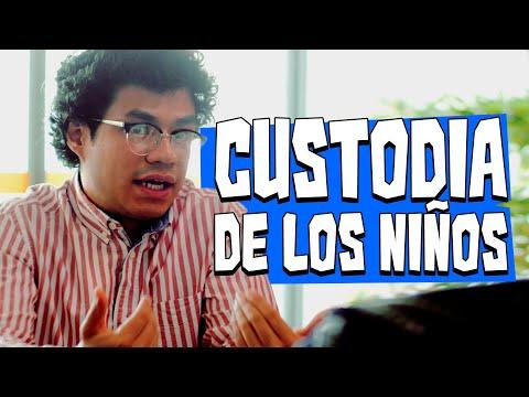 CUSTODIA DE LOS NIÑOS