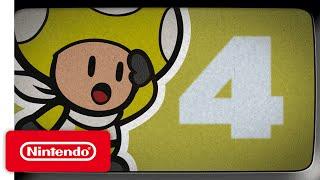 Paper Mario: Color Splash – Rescue V: Episode 4