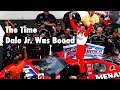 Dale Earnhardt Jr's first win - YouTube