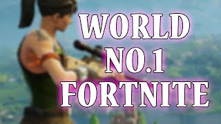 Best of IMTHEMYTH World No.1 in Fornite Battle Royale (Funny and Epic moments)