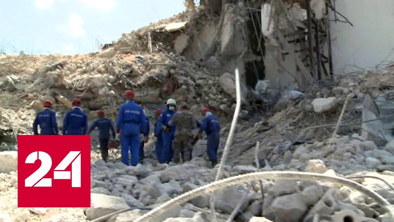 Франция ждет, что Россия и Турция помогут Ливану - Россия 24