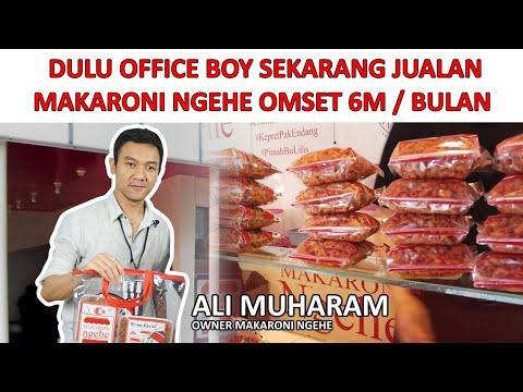 Dulu Office Boy Sekarang Jualan Makaroni Ngehe Omset 6M / Bulan