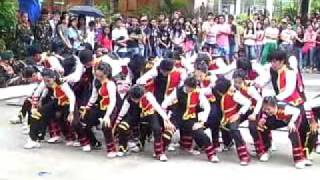 Pamantasan ng Cabuyao ENGINEERING cHeerdance!