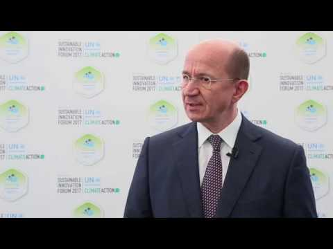 SIF17 Interview with Christof Ehrhart from Deutsche Post DHL Group