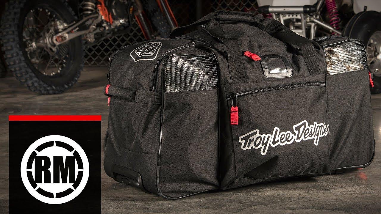 Troy lee design transfer bag black