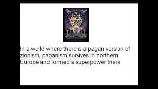 "Alternate History: ""Pagan ""zionism"""