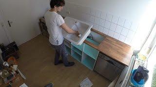 DIY: Küche selbst gebaut