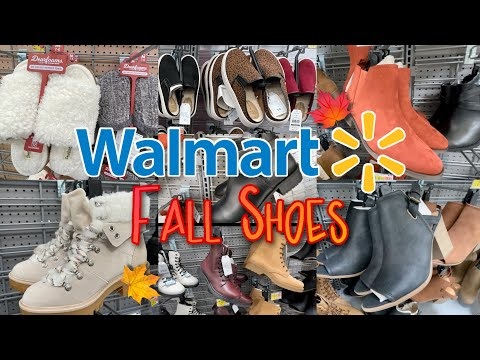 Walmart Fall Shoe Shopping 🍂 | Shop With Me | August 2021