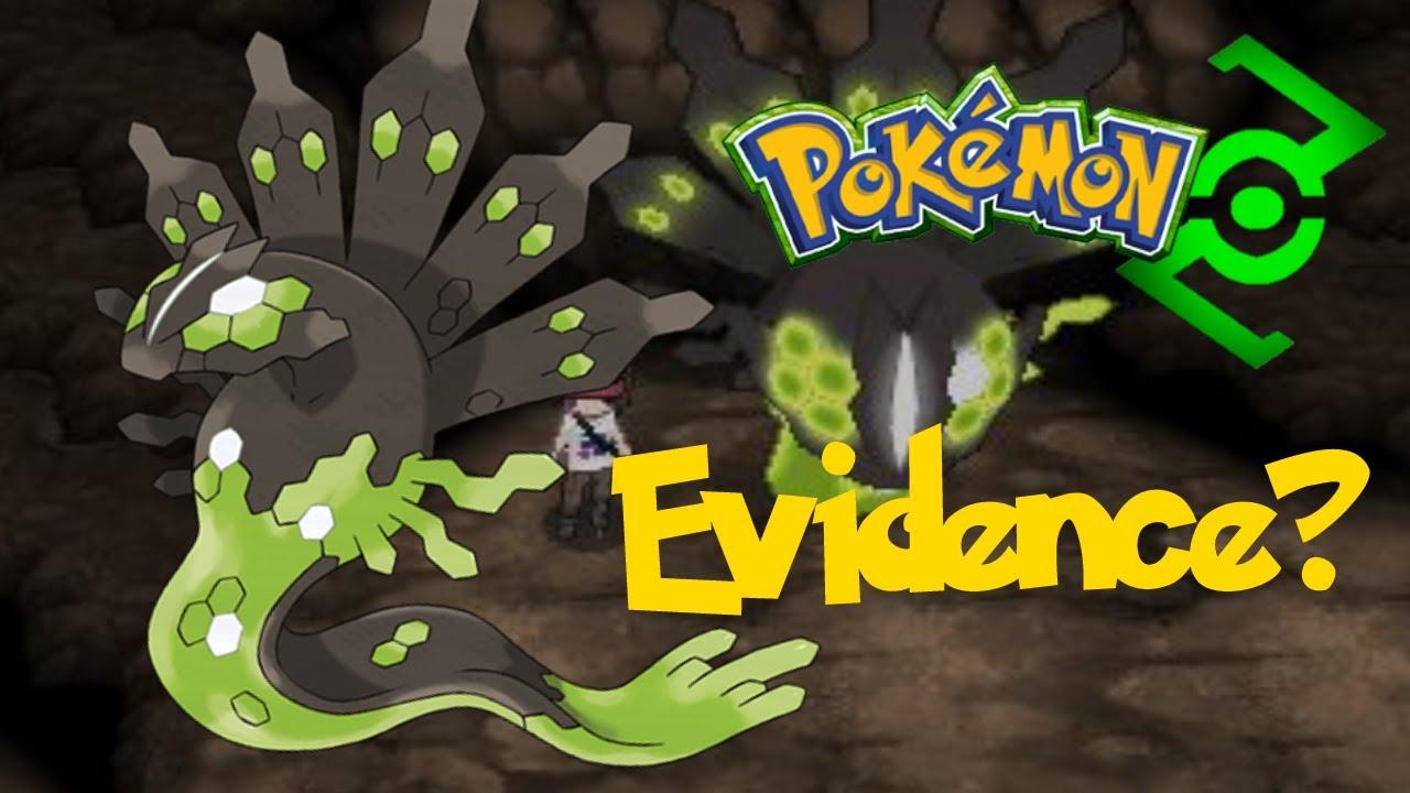 Pokemon Z - Evidence Of New Zygarde Form(s)? - YouTube