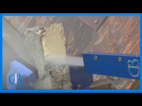 Industrial Cleaning with Ice - Ice Blasting