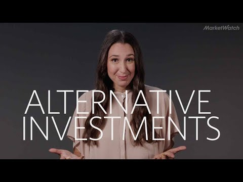 How to invest in alternatives