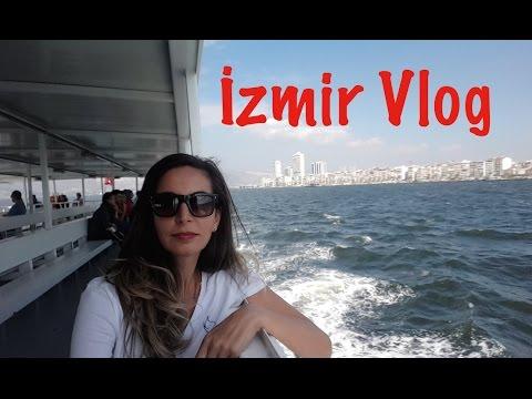 İzmir Vlog / Gezi Notlarım